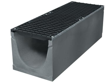 Drainage channel and part SMART PRO 300 H335 | Drainage channel and part