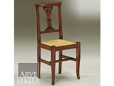Open Back Chair CANALETTO | Straw Chair