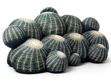 Technical fabric sofa CANAPE' CACTUS
