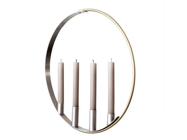 Metal candle holder CANDLE MOBILE
