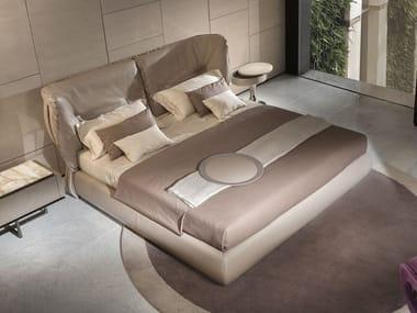 varietà di design vendita a buon mercato nel Regno Unito materiale selezionato Letti king size in pelle   Archiproducts