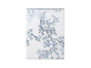 Lenzuola stampato in cotone con motivi floreali CANOPÉE | Lenzuola
