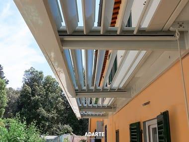 Aluminun canopies CANOPIES