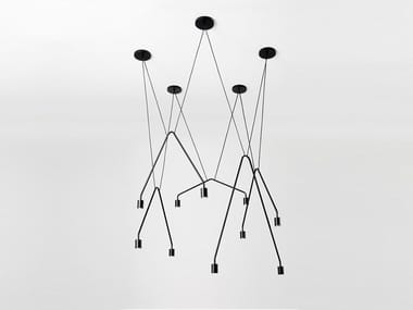 LED pendant lamp CAOS CONTRACT
