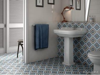 Porcelain stoneware wall tiles / flooring CAPRICE DECO
