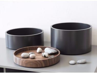 Caixa para joias de madeira CAPSULE