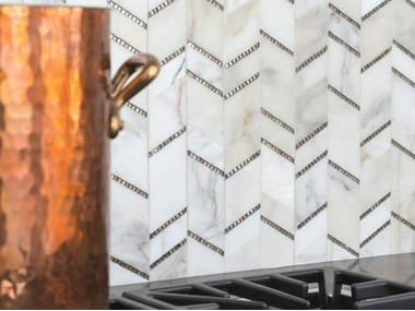 Marble mosaic CAPTIVATE