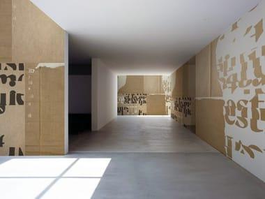 Wall tiles / wallpaper CARDBOARD
