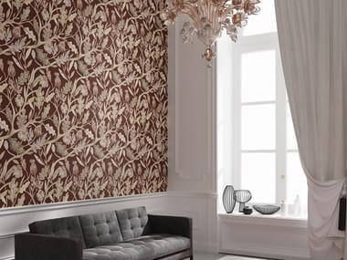 Vinyl wallpaper CARDOON | Wallpaper