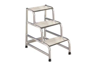 Aluminium step stools CARGO
