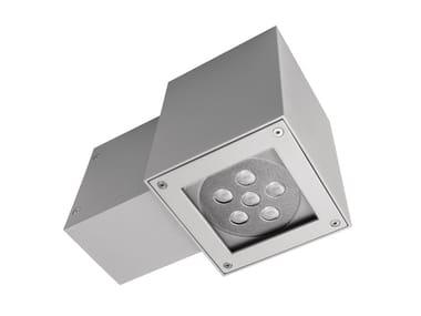 Lampada da parete per esterno a LED CARO LED