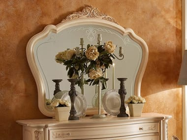 Countertop framed mirror CASA PRINCIPE | Mirror