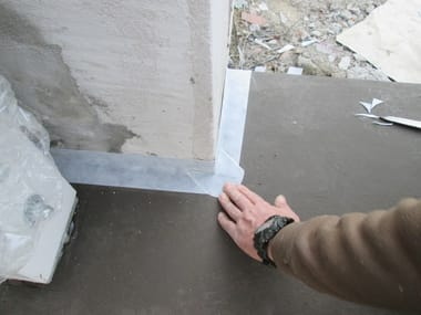 Tape and joint for waterproofing CASABAND SA