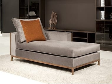Upholstered fabric day bed CASABLANCA   Day bed