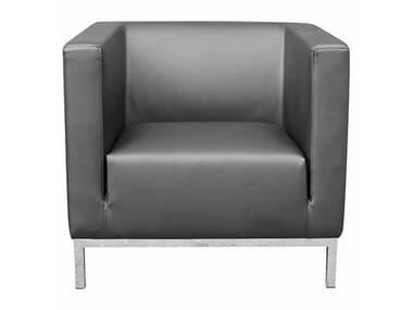 Armchair with armrests CASALE