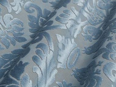 Damask jacquard velvet fabric CASANOVA