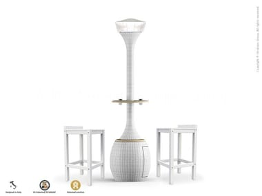 LED Floor lamp CASANOVA   Floor lamp