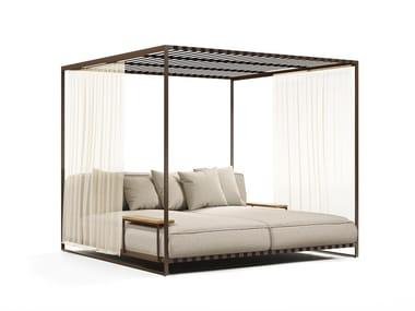 Canopy garden bed CASILDA | Garden bed