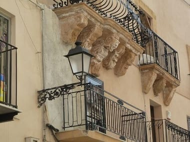 Wall-mounted street lamp CASTORE | Wall-mounted street lamp