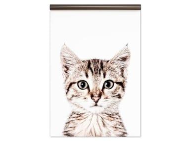 Magnetic wallpaper CAT | Magnetic wallpaper