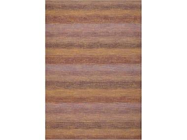 Tappeto rettangolare in poliestere a righe per esterni CAYO 89004