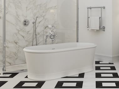 Freestanding bathtub CELINE