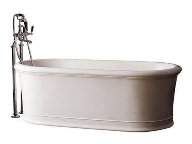 Freestanding oval bathtub CELINE PETITE