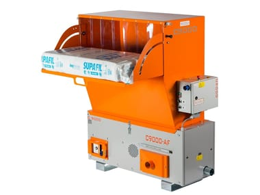 Special machinery for construction sites CELLFLOC - C9000AF