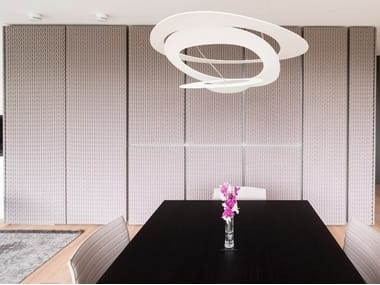 Wool Acoustic wall panel CELLO | Acoustic wall panel