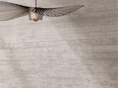 Pavimento/rivestimento in gres laminato effetto cemento CEMENT PROJECT - COLOR-10 WORK