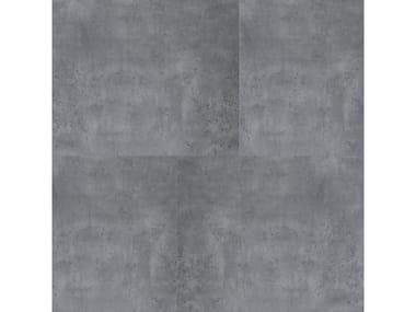 Pavimento laminato effetto cemento VISION OXID HYDRO CEMENTO GREZZO