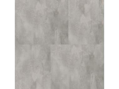 Pavimento laminato effetto cemento VISION OXID HYDRO CEMENTO SPATOLATO