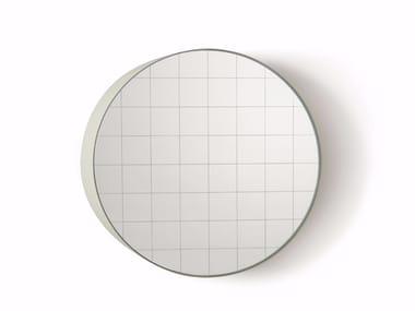 Round wall-mounted mirror CENTIMETRI | Wall-mounted mirror