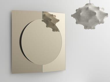 Espelho quadrado de parede CENTRAL
