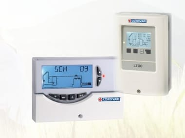 Home automation system for hydraulic control CENTRALINE
