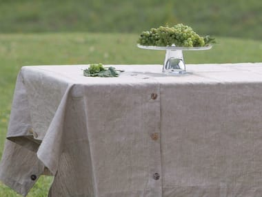 Linen Tablecloth CERATO