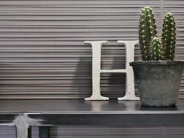 Rivestimento in ceramica a pasta bianca CHALK | Fiber Smoke