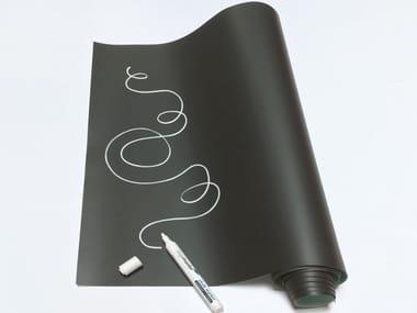 Magnetic vinyl wallpaper CHALK MARKER