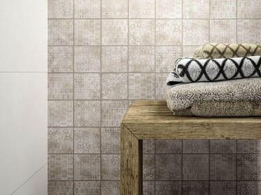 Mosaico in ceramica CHALK | Mosaico Texture Sand