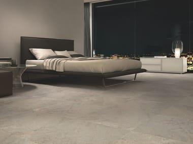 Pavimento in gres porcellanato effetto pietra CHALON