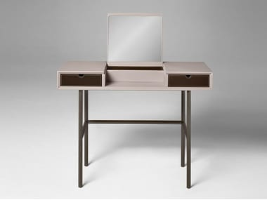 Wooden dressing table CHAPEAU | Dressing table