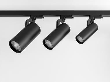 Illuminazione a binario a LED in metallo CHARLATAN | Illuminazione a binario