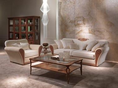 Leather sofa CHARME | Sofa