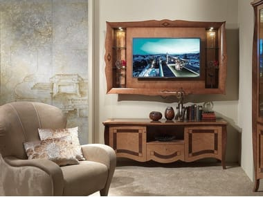 Wooden TV cabinet CHARME | TV cabinet