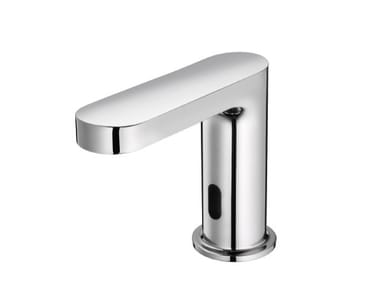 Infrared countertop electronic washbasin mixer CHARMING PLUS | Washbasin mixer