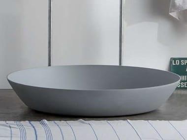 Runde Duschwanne aus Aluminium CHEF | Duschwanne