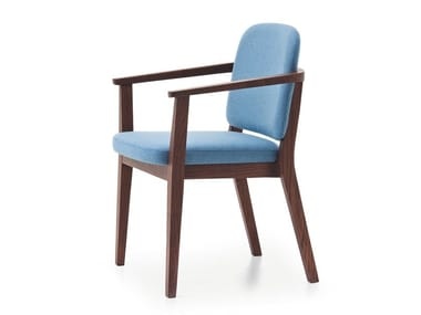 Chair with armrests CHELSEA 02