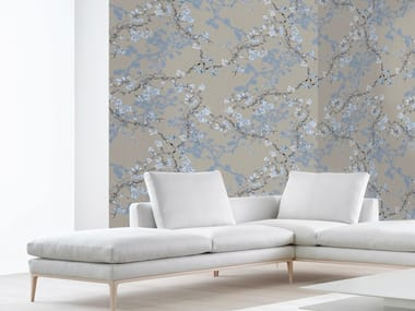 Wall tiles / wallpaper CHERRY TREE