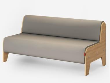 Fabric small sofa CHILLOUT | Small sofa