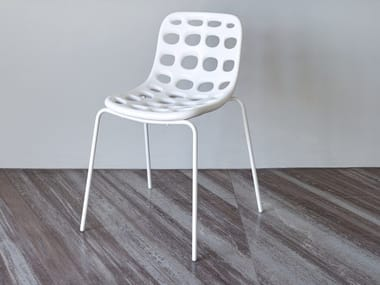 Stackable Poleasy® chair CHIPS | Chair